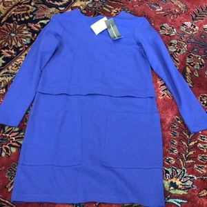 French Connection long sleeve dress size 0 NWT